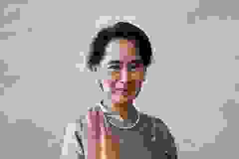 Chân dung người phụ nữ nổi tiếng nhất Myanmar