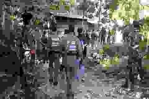 Nỗ lực truy quét ngăn chặn các đường dây buôn người qua biên giới đang hoành hành ở Thái Lan