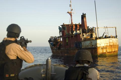 Gian nan cuộc chiến chống hải tặc