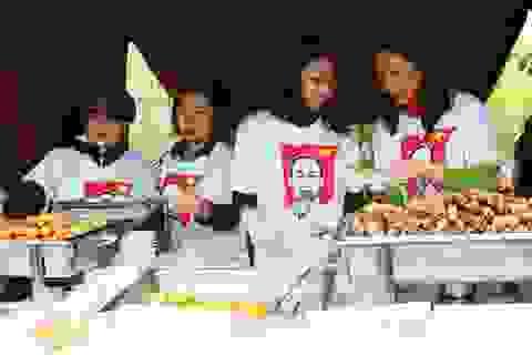 Món ăn Việt hút khách tại Hội chợ ẩm thực ASEAN