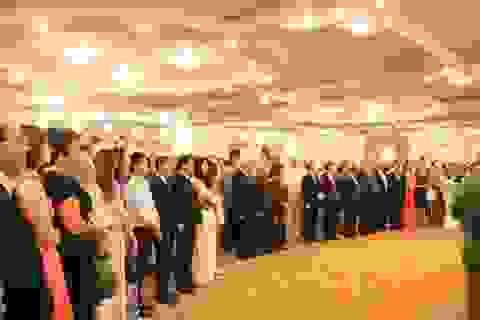 ĐSQ Việt Nam ở nước ngoài tưng bừng kỷ niệm ngày Quốc khánh