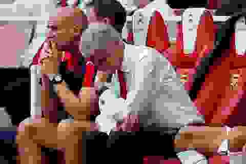 Nhìn lại 90 phút bế tắc và tuyệt vọng của Arsenal