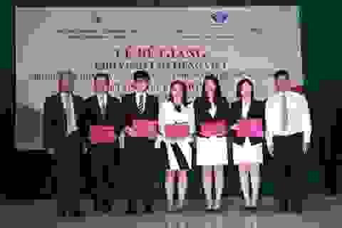 """86 học viên Hàn Quốc tốt nghiệp dự án đào tạo tiếng Việt """"Những nhà quản lý kinh doanh trẻ toàn cầu"""""""