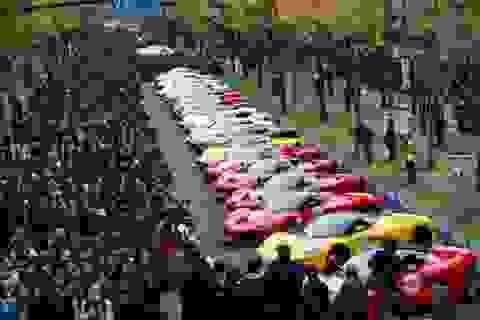 Tưng bừng lễ hội Ferrari tại Nhật