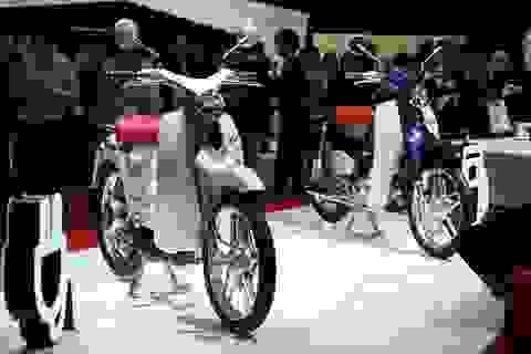 """""""Tinh thần"""" Honda Cub lên sàn Tokyo Motor Show"""