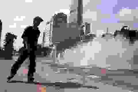 Lực lượng tuần tra lạ mắt trên phố đi bộ ở Sài Gòn