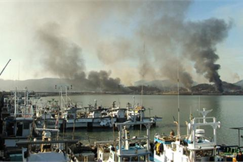 Những cuộc đụng độ nảy lửa trên bán đảo Triều Tiên