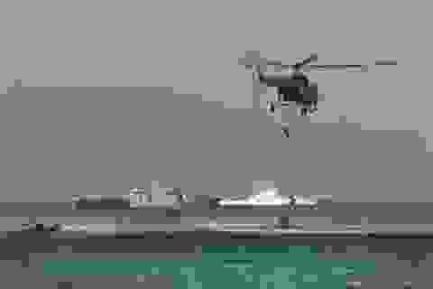 Trung-Nga thách thức Mỹ trong trật tự hàng hải châu Á