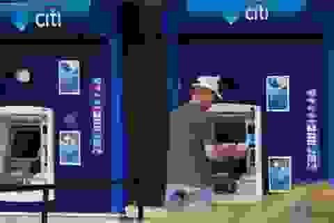 Máy ATM sẽ quét tròng mắt mới cho rút tiền