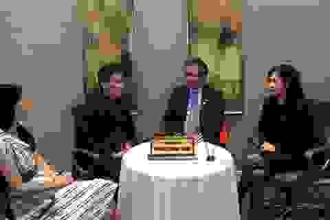 Visa và thông điệp đặc biệt đón Đại sứ Việt Nam ở Cali