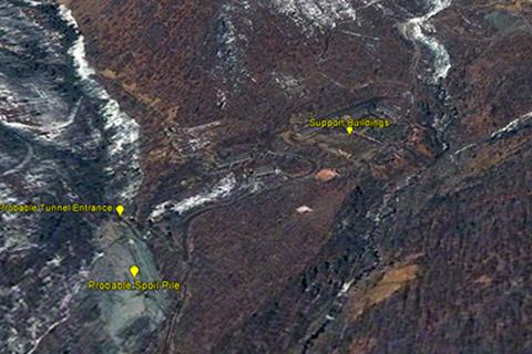 Mỹ: Không có dấu hiệu Triều Tiên đào đường hầm mới ở Punggye-ri