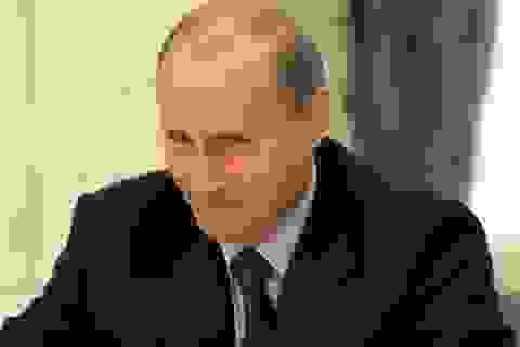 Cú lật ngược thế cờ ngoạn mục của Putin