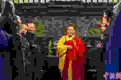 Sư trụ trì chùa Thiếu Lâm Thích Vĩnh Tín không có con riêng