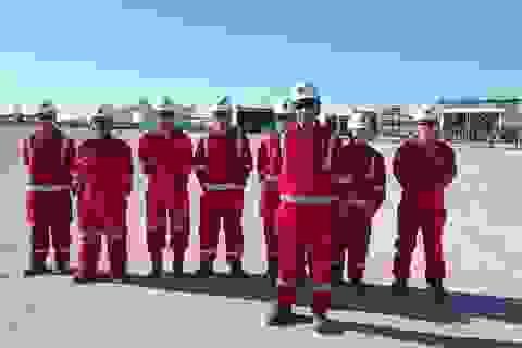 Một ngày với công nhân dầu khí Việt Nam tại Algeria