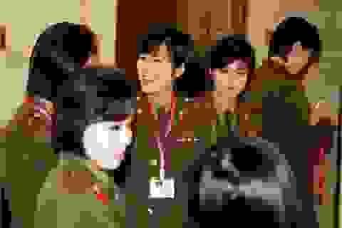 Ban nhạc nữ Triều Tiên bất ngờ bỏ diễn ở Trung Quốc