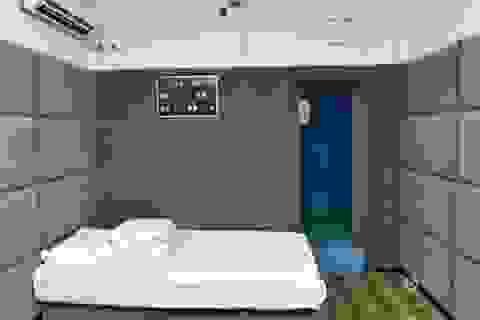 Cận cảnh căn phòng tạm giam các quan tham Trung Quốc