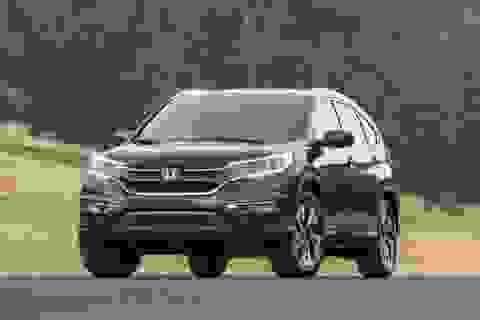 """Honda CR-V """"ngầu"""" hơn với gói trang bị đặc biệt"""