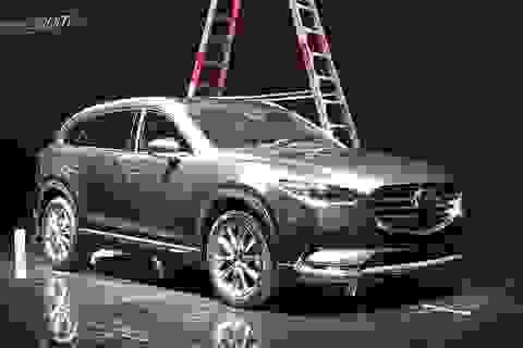 Lộ diện Mazda CX-9 thế hệ mới
