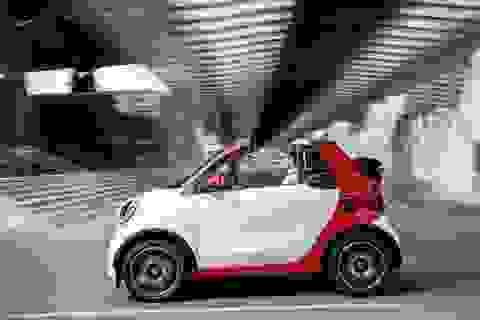 Smart ForTwo Cabriolet 2016 - Sự lãng mạn của người Đức