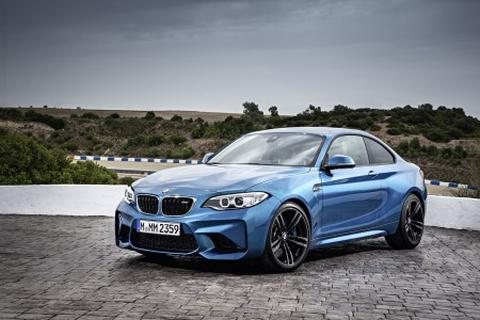 BMW chính thức giới thiệu tân binh M2