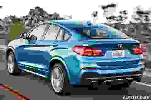 """""""Vén màn"""" BMW X4 M40i"""