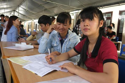 ĐH Đà Nẵng công bố điểm trúng tuyển nguyện vọng 1