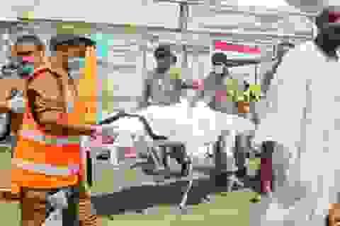 Nỗi buồn ở Mecca