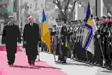 Kịch bản Thổ Nhĩ Kỳ bắt tay Ukraine chống Nga