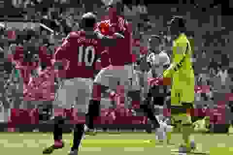 MU thắng nghẹt thở Tottenham trong ngày khai mạc Premier League