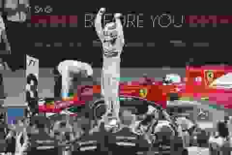 F1 2015 chặng Nhật Bản: Chiến thắng nhẹ nhàng của Hamilton
