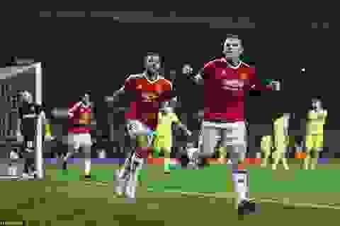 Rooney tỏa sáng, Man Utd kiếm trọn điểm trước CSKA