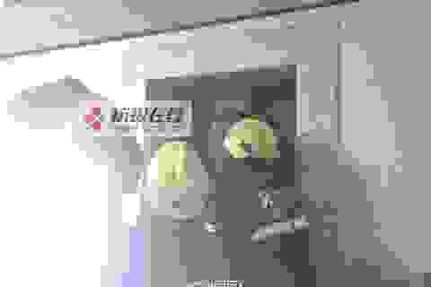 Tai nạn thang máy ở Trung Quốc, một cô gái trẻ chết thảm