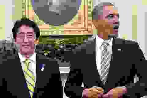 """Wikileaks """"tố"""" Mỹ nghe lén họp mật tại dinh Thủ tướng Nhật"""