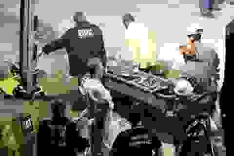 Tai nạn xe buýt tại Thái Lan, hơn 50 du khách thương vong