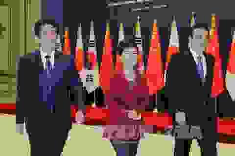 Trung-Nhật-Hàn nối lại hoàn toàn cơ chế hợp tác ba bên