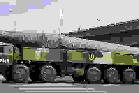 """Trung Quốc lần đầu ra mắt """"sát thủ đảo Guam"""""""