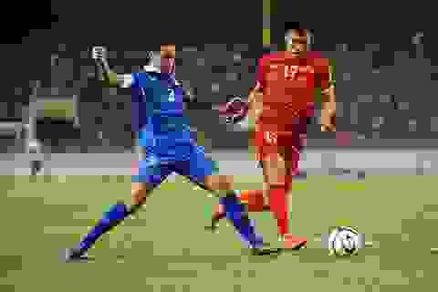 Đội tuyển Việt Nam 0-3 Thái Lan (kết thúc)