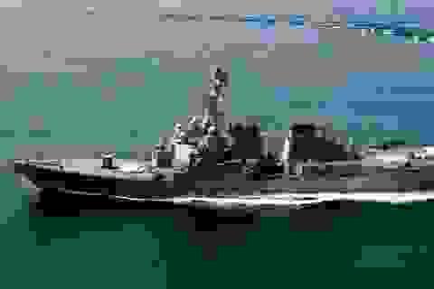 """Trung Quốc dọa """"đáp trả kiên quyết"""" hành động điều tàu của Mỹ"""