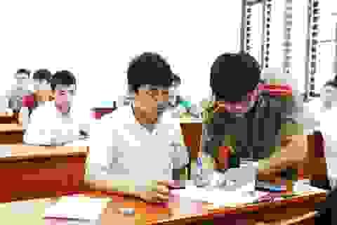 Gần 93.000 hồ sơ đăng ký xét tuyển vào các trường CAND