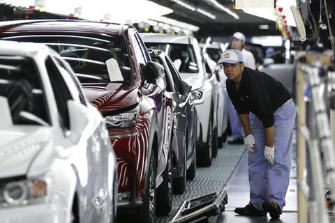 Vì sao Lexus không sản xuất xe tại Trung Quốc?