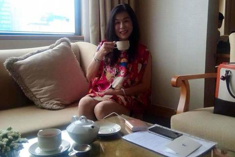 Bà Hà Linh bị chồng cũ trở mặt?