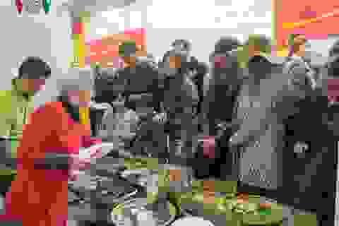 Lễ hội ẩm thực Việt thu hút người dân Séc
