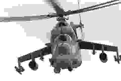 Nga triển khai trực thăng tấn công lừng danh Mi-24 tới Syria