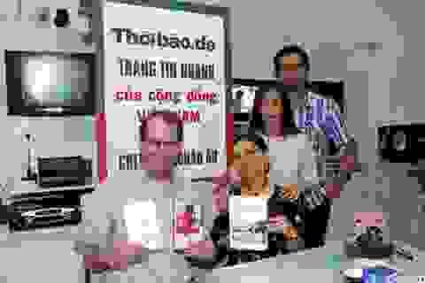 Hai tác giả Việt - Đức tâm huyết với giáo trình tiếng Việt