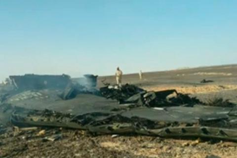 Toàn bộ 224 người thiệt mạng trong vụ rơi máy bay Nga tại Ai Cập
