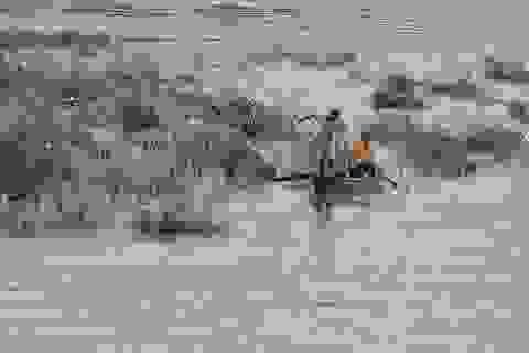 Hà Nội không bị ảnh hưởng bởi lũ lớn nơi thượng nguồn sông Hồng