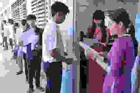 Các trường làm việc khẩn trương, sớm công bố kết quả cho thí sinh