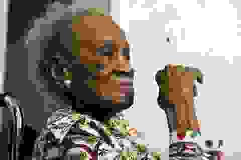 Bí quyết sống thọ lạ lùng của cụ bà 110 tuổi