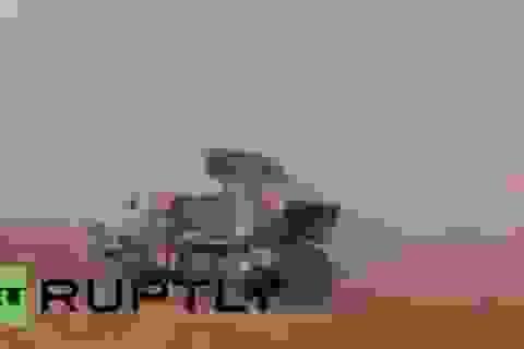 Quân đội Syria chiến đấu dữ dội giành lại Aleppo