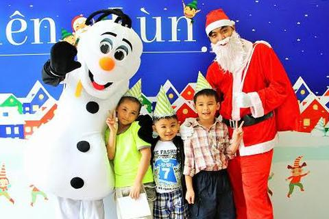 Học Anh ngữ cùng Giáng sinh